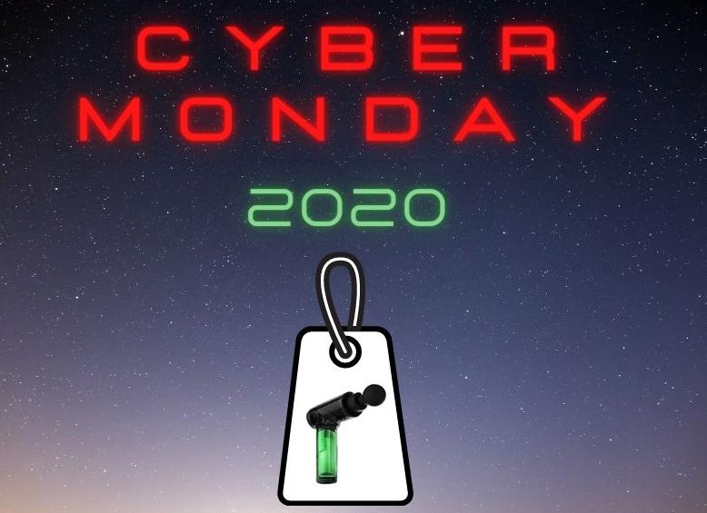 Cyber Monday Pistolet de massage